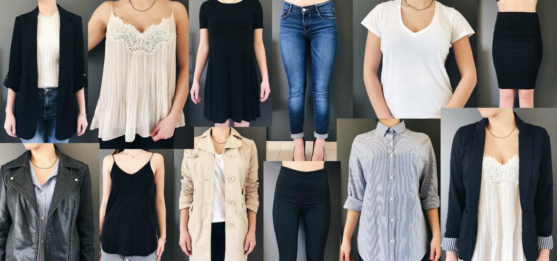10 essential wardrobe pieces