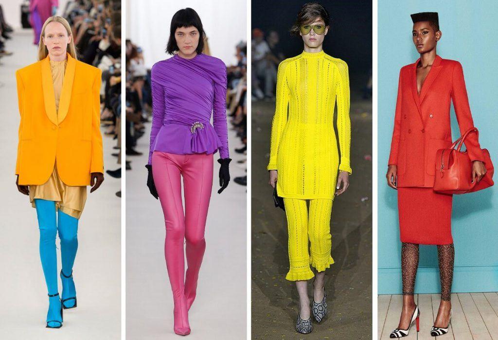 S/S 17 bright colors