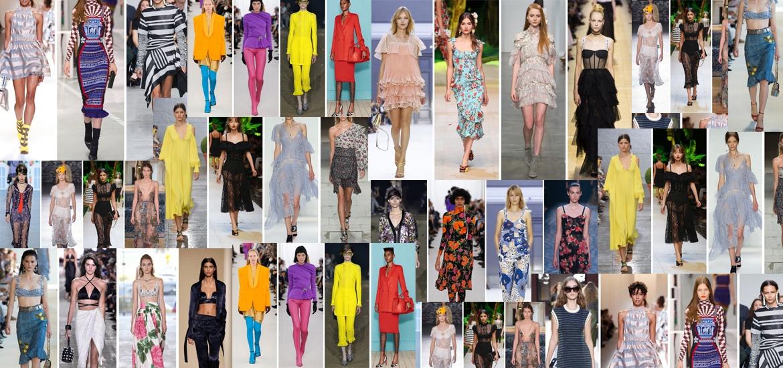 Summer Fashion Trends 2017