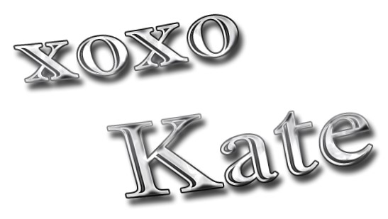 xoxo kate logo