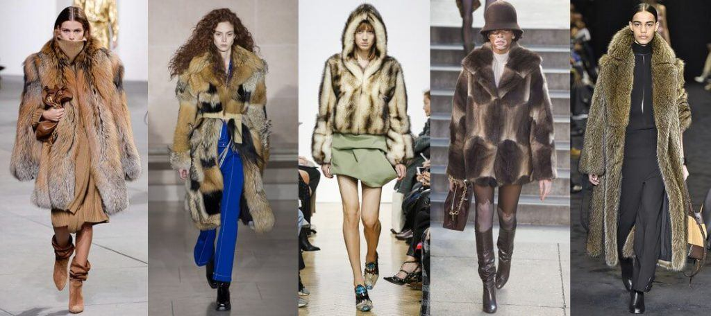 fall winter 2017 trends fur