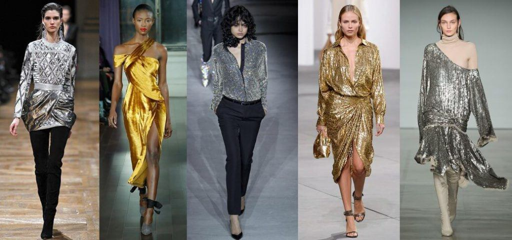 fall winter 2017 trends glitter