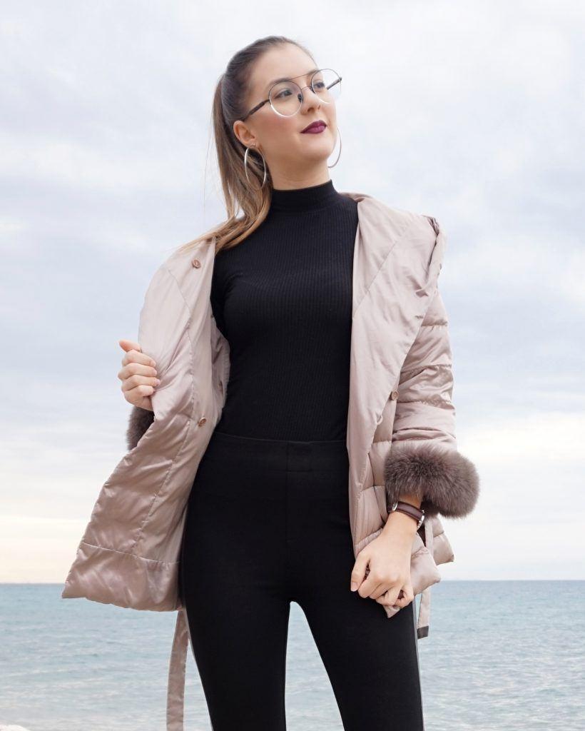 max mara puffer jacket