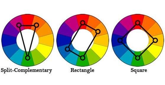 colorblocking wheel