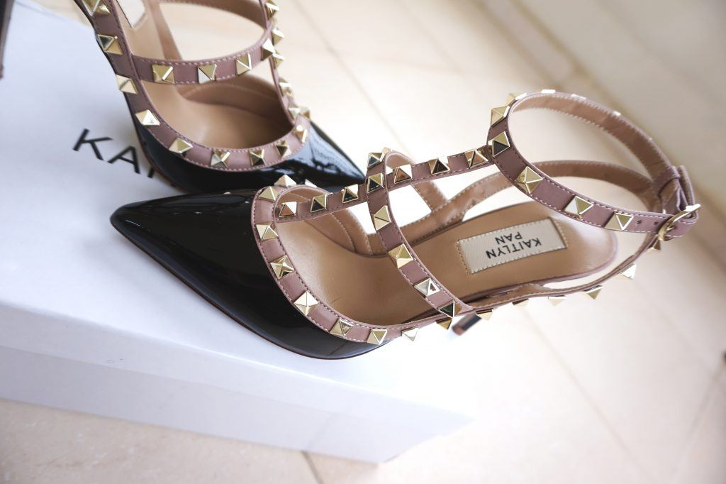 0bd3a5c7ffb The Best Valentino Rockstud Inspired Shoes - Sparkle and the City