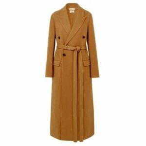 Luxury Lover Camel Coat
