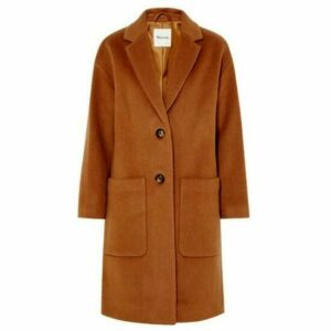 Middle Range Camel Coat