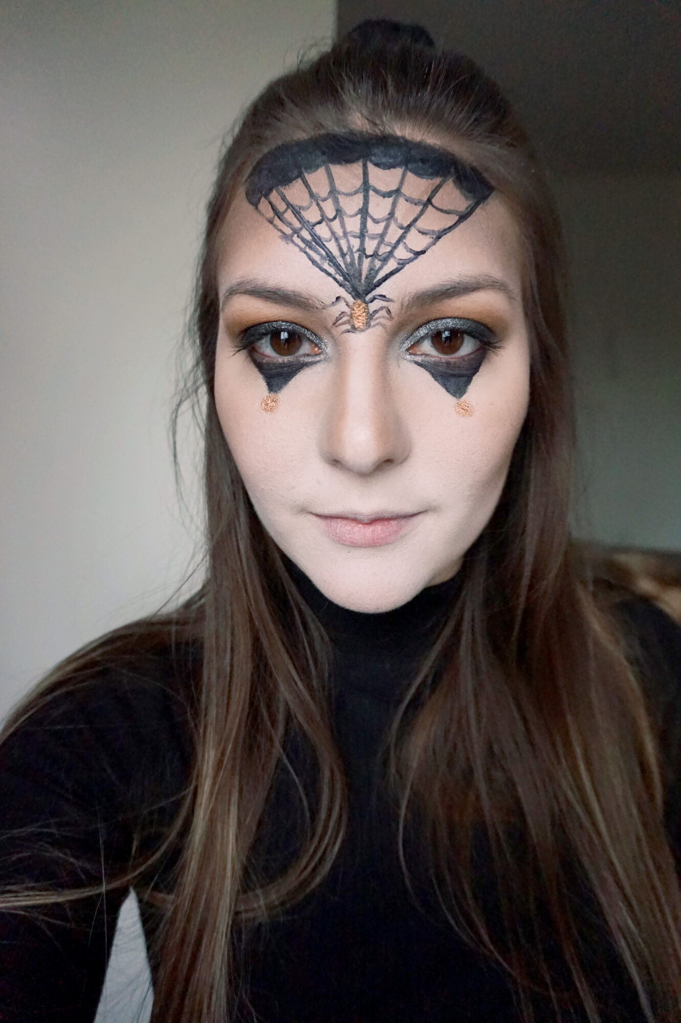 easy makeup for halloween