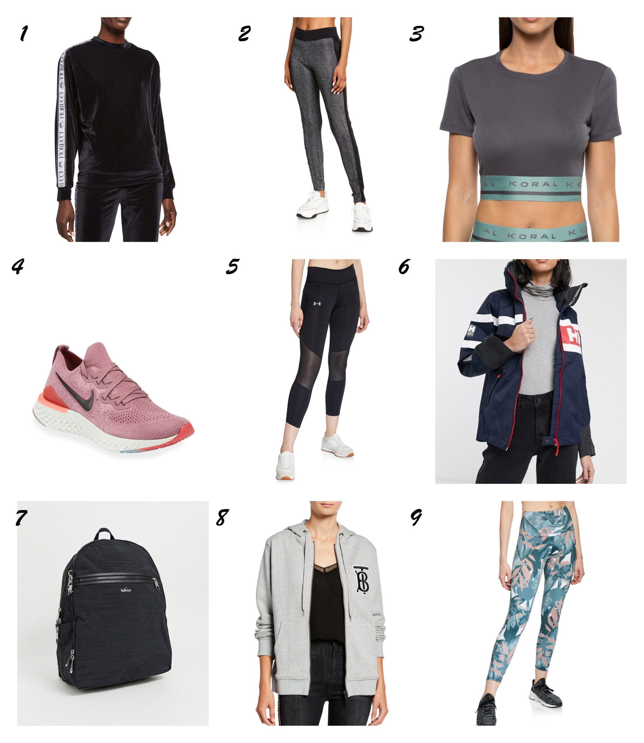 black friday deals for activewear