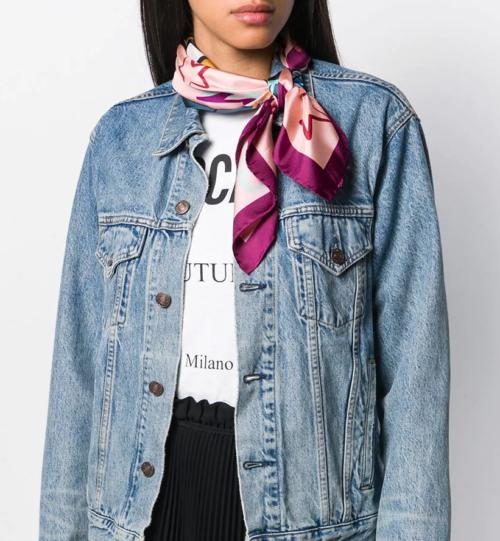 silk scarf classic essential