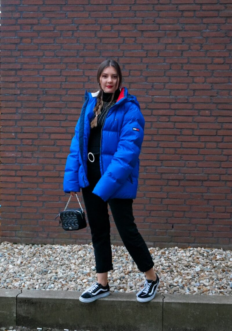 style oversized clothes