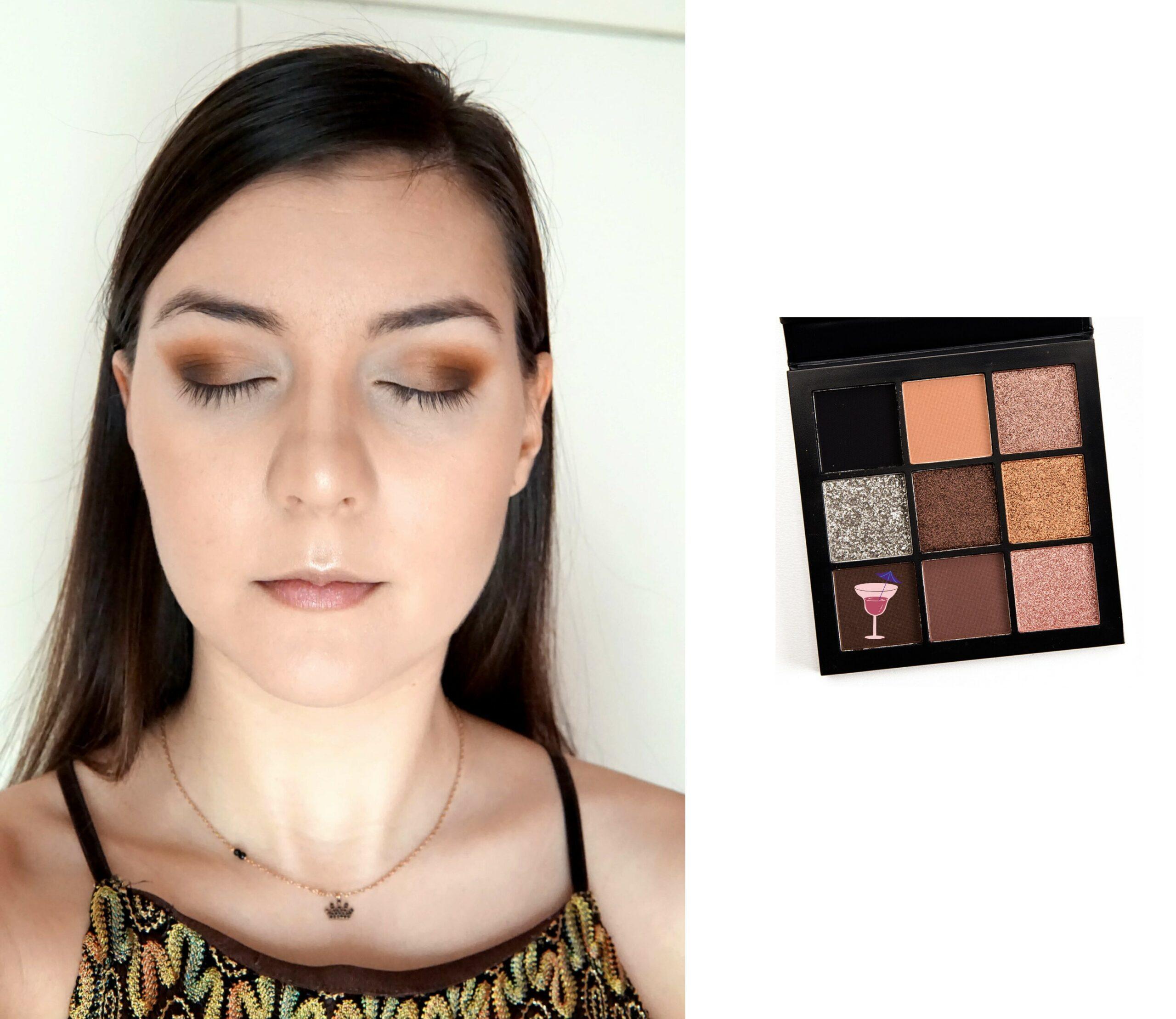 Step 3 makeup tutorial