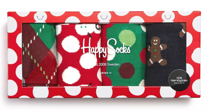 Happy Socks Holiday Gift Box Set