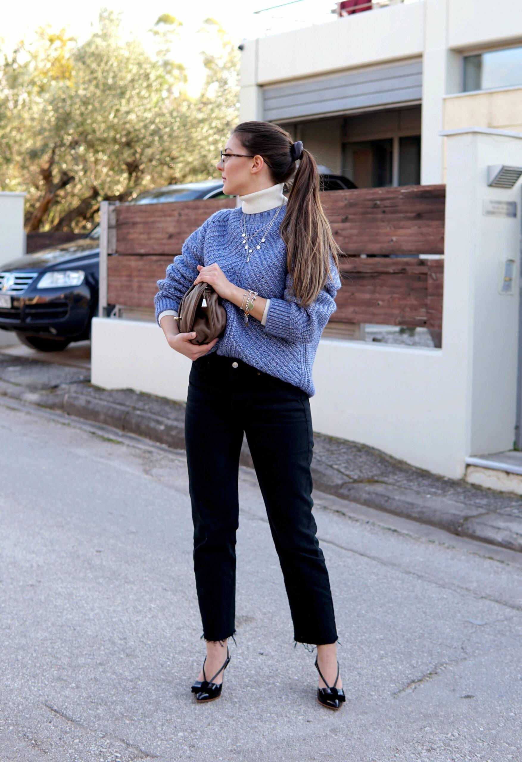 kitten heels outfit